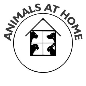 Animals at Home logo