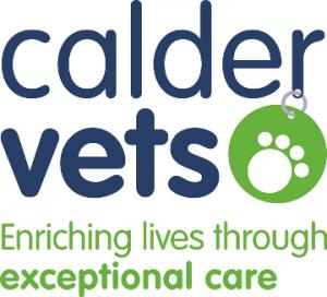 Calder vets logo
