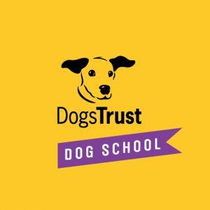 Dogs Trust Dogs School Logo