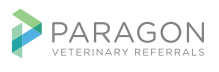 Paragon Veterinary Referrals Logo