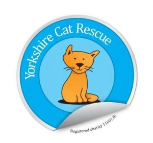 Yorkshire Cat Rescue Logo
